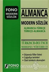 Almanca Modern Sözlük (Almanca / Türkçe  - Türkçe / Almanca)