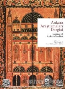 Ankara Araştırmaları Dergisi Cilt 4 Sayı: 1 Haziran 2016