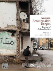Ankara Araştırmaları Dergisi Cilt: 7 Sayı: 2 Aralık 2019