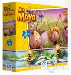 Arı Maya (60 Parça Puzzle)