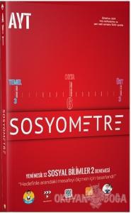 AYT Yeni Nesil 12 Sosyal Bilimler 2 Denemesi - Sosyometre