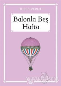 Balonla Beş Hafta - Gökkuşağı Cep Kitap