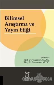 Bilimsel Araştırma ve Yayın Etiği