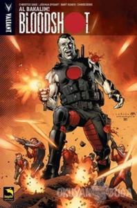 Bloodshot Cilt 5 - Al Bakalım