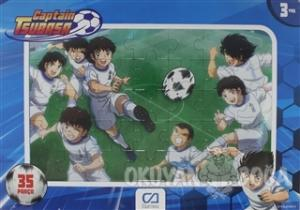 Captain Tsubasa Frame Puzzle (Asorti 12'li Paket)