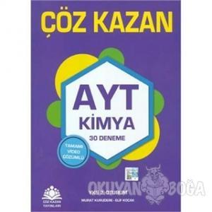Çöz Kazan AYT Kimya 30 Deneme
