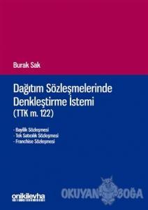 Dağıtım Sözleşmelerinde Denkleştirme İstemi (TTK m.122)
