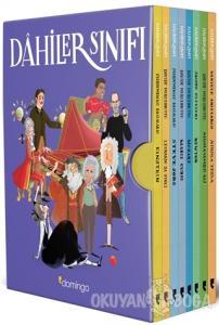 Dahiler Sınıfı Kutulu Set (8 Kitap Takım)