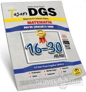 DGS Matematik 16-30 Garanti Soru Kitapçığı