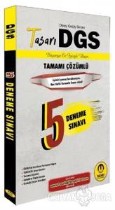 DGS Tamamı Çözümlü 5 Deneme Sınavı