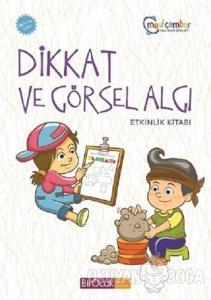Dikkat ve Görsel Algı Etkinlik Kitabı (48 Ay ve Üzeri) - Mavi Çember Okul Öncesi Eğitim Seti