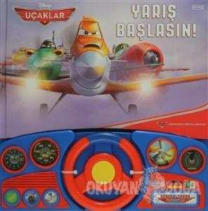 Disney Uçaklar - Yarış Başlasın