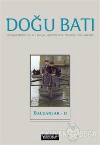 Doğu Batı Düşünce Dergisi Yıl: 22 Sayı: 90