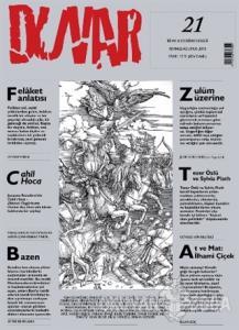 Duvar Dergisi Sayı: 21 Temmuz-Ağustos 2015