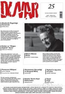 Duvar Dergisi Sayı: 25 Mart-Nisan 2016