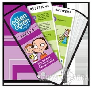 Eğlen Öğren English Time Card (6-7 Ages)