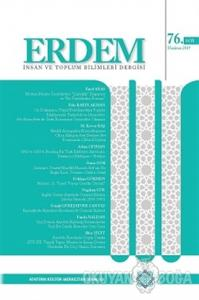 Erdem Atatürk Kültür Merkezi Dergisi Sayı: 76 Haziran 2019