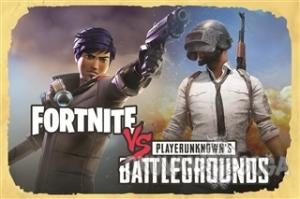 Fortnite Vs Poster