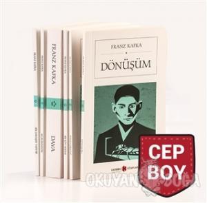 Franz Kafka Cep Boy Seti (6 Kitap)
