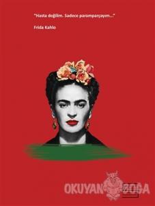 Frida Kahlo - Ciltli Defter
