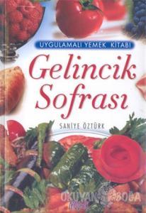 Gelincik Sofrası Uygulamalı Yemek Kitabı (Ciltli)