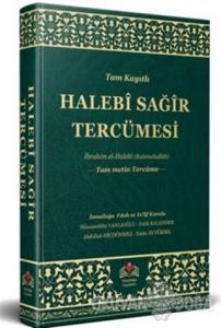 Halebi Sağir Tercümesi (Ciltli)