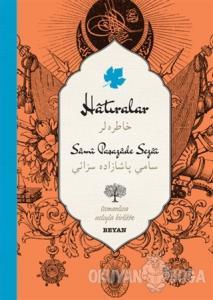 Hatıralar (Osmanlıca - Türkçe) (Ciltli)