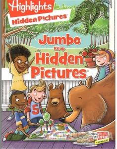 Highlights: Jumbo Kitap Hidden Pictures
