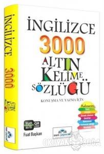 İngilizce 3000 Altın Kelime Sözlüğü YDS