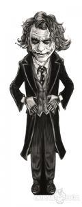 Joker (Karikatür) - Ayraç