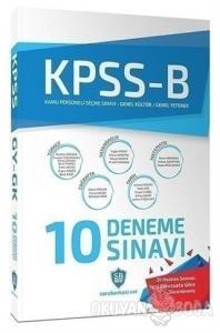 KPSS B 10 Deneme Sınavı