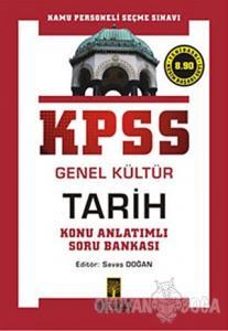 KPSS Genel Kültür Tarih Konu Anlatımlı Soru Bankası