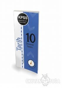 KPSS Genel Yetenek Genel Kültür Tarih 10 Deneme Sınavı