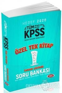 KPSS Genel Yetenek – Genel Kültür Tek Kitap Tamamı Çözümlü Soru Bankası