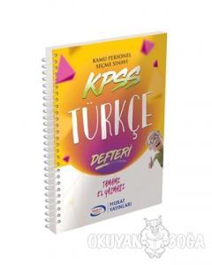 KPSS Türkçe Defteri Tamamı El Yazması