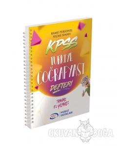KPSS Türkiye Coğrafyası Defteri Tamamı Elyazmalı (2604)