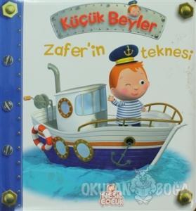 Küçük Beyler - Zafer'in Teknesi (Ciltli)