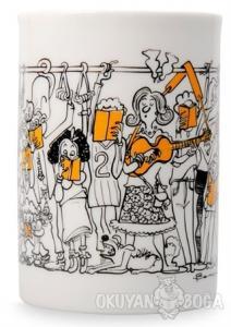 Kupa (Porselen) - Yolculuk