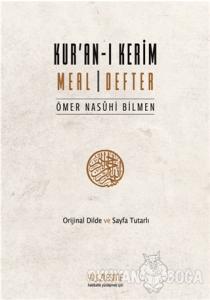 Kur'an-ı Kerim Meal Defter