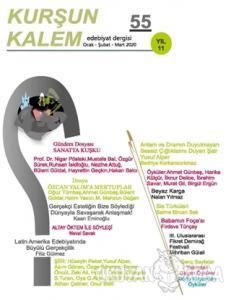 Kurşun Kalem Üç Aylık Edebiyat Dergisi Sayı: 55 Ocak-Şubat-Mart 2020