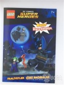 Lego DC Comics Super Heroes - Bastır Kara Şövalye