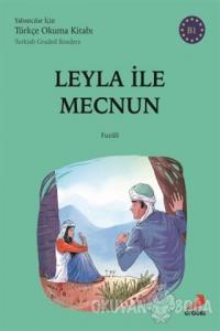 Leyla İle Mecnun - (B1 Turkish Graded Readers)