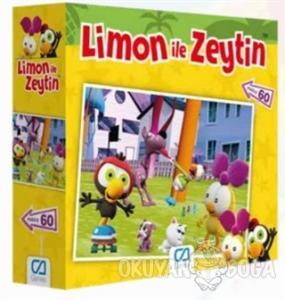 Limon ve Zeytin (60 Parça Puzzle)