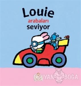Louie Arabaları Seviyor