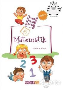 Matematik Etkinlik Kitabı (48 Ay)