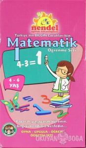 Matematik Öğrenme Seti 1 (4-6 Yaş)