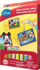 Mickey 4: Kum Boyama Kartları