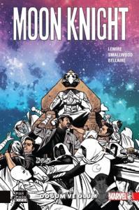 Moon Knight Cilt 2: Doğum ve Ölüm