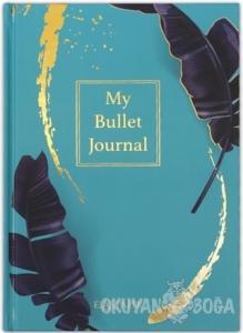 My Bullet Journal Defter (Tropikal Mavi)