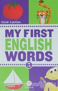 My First English Words 3 (Sözcük Kartları)